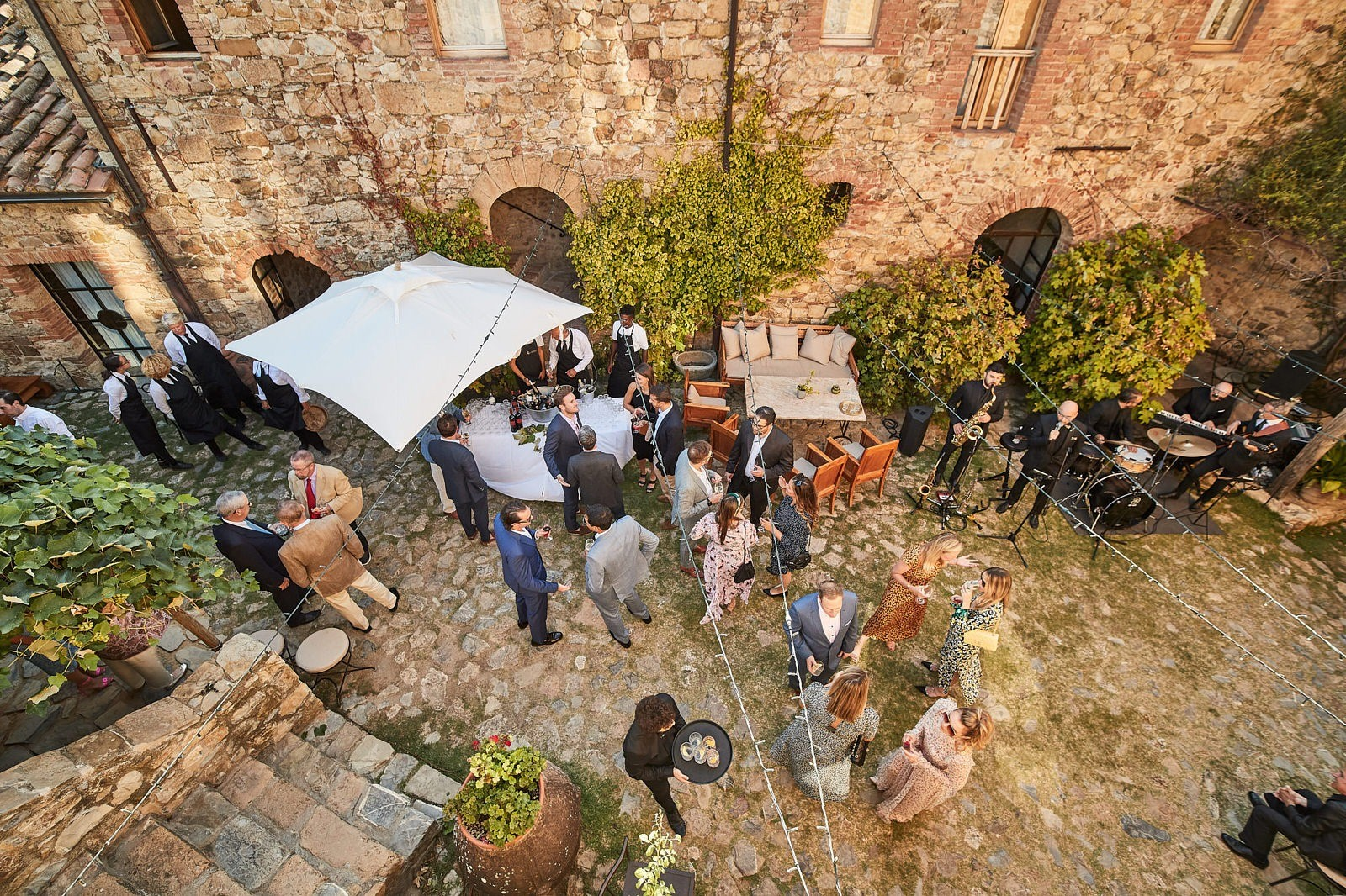 castello di vicarello wedding 14