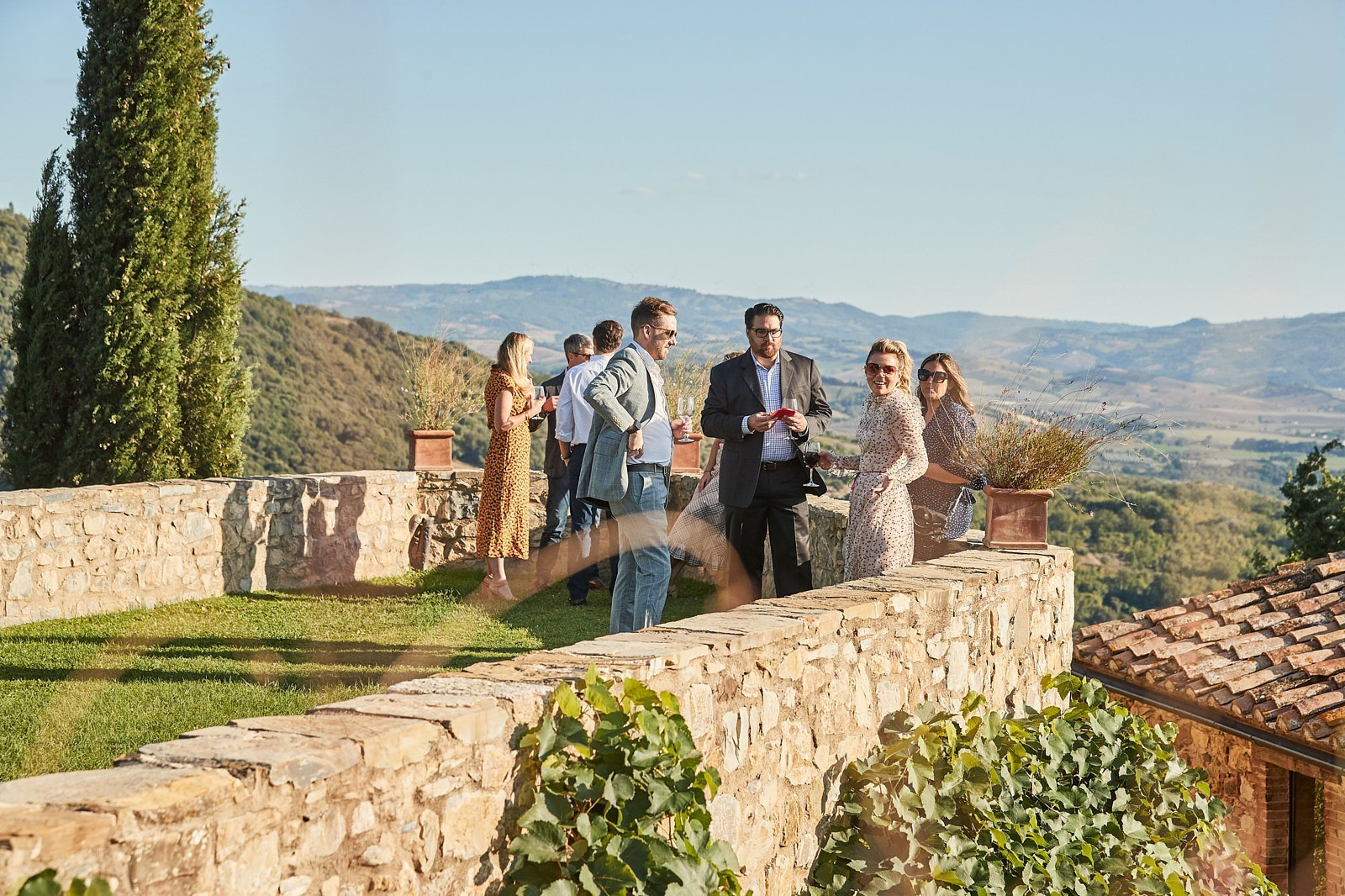 castello di vicarello wedding 17