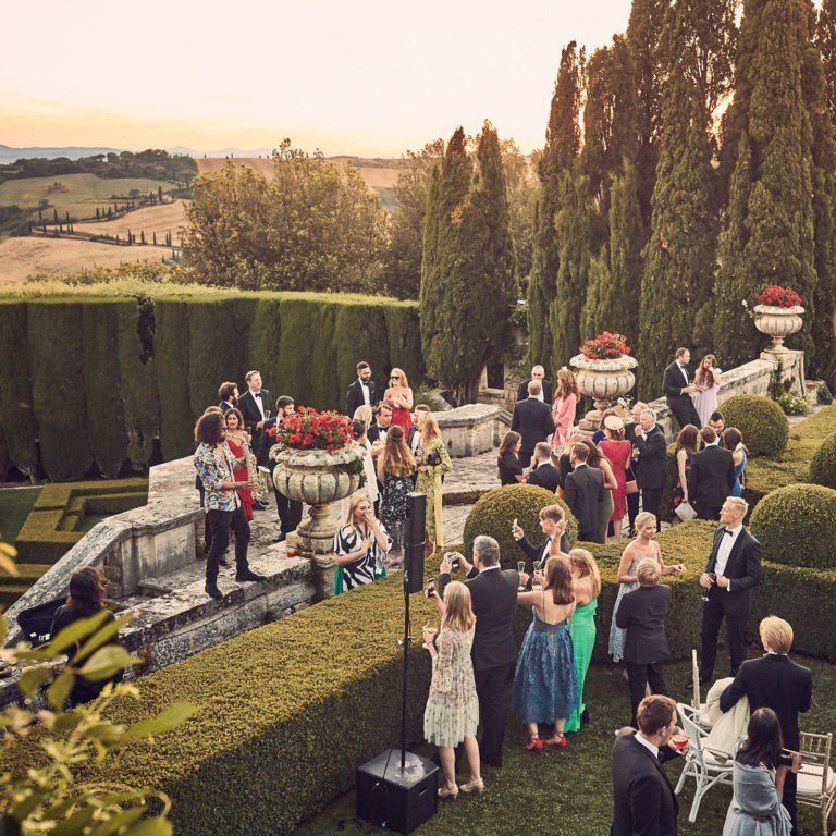 top Italian wedding planner